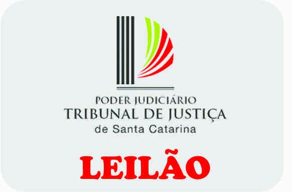 Leilão ON LINE das varas cíveis de Santa Catarina