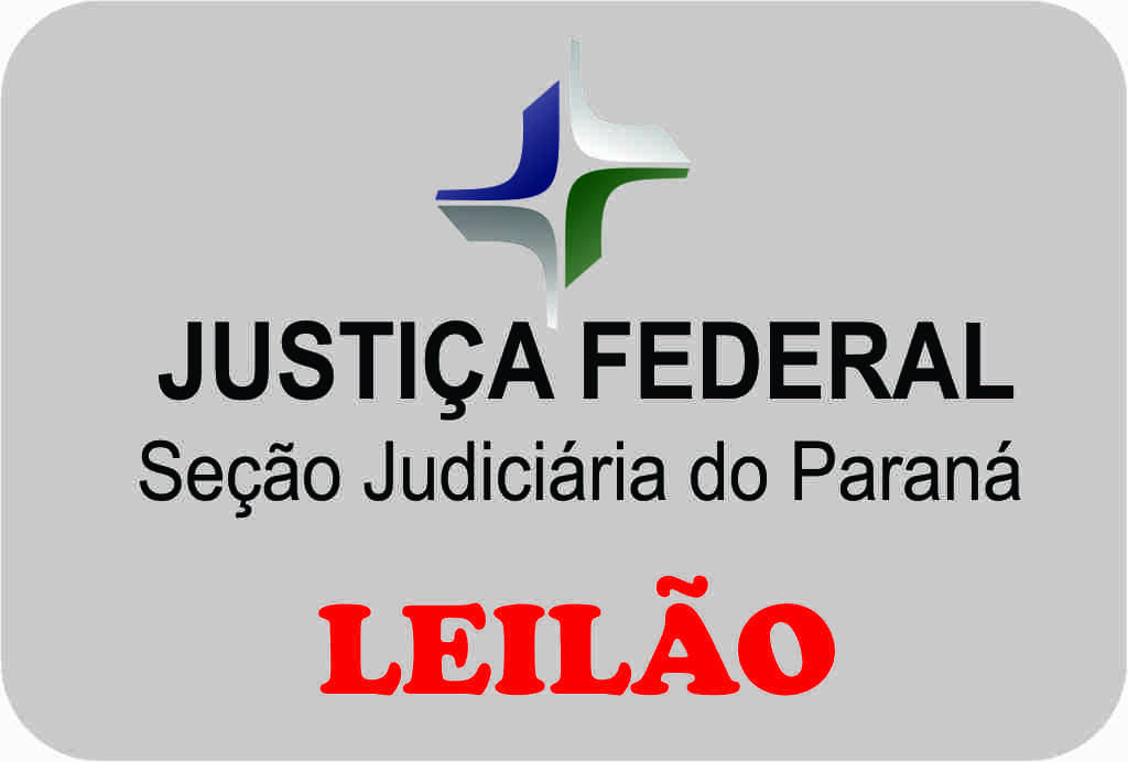 Leilão da 19ª Vara Federal de Curitiba