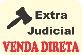 VENDA DIRETA Extrajudicial ARAPONGAS