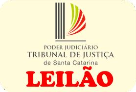 Leilão das Varas Cíveis de Santa Catarina/SC