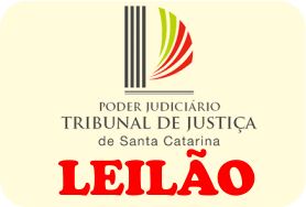 Leilão das Varas Cíveis de Santa Catarina/SC - 2 Hasta